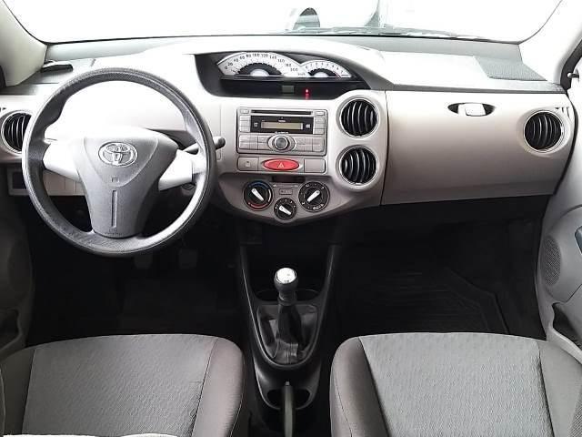 Etios Sedan XLS 1.5 unico dono - Foto 5