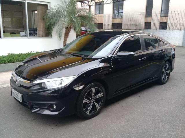 Civic 2.0 16v EXL Aut 2017