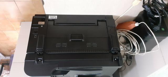 Multifuncional HP LaserJet Pro 100 Color M175NW - Foto 5