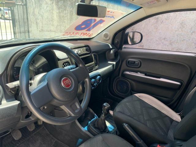 Fiat Mobi 2018 Raridade! Impecável - Foto 4