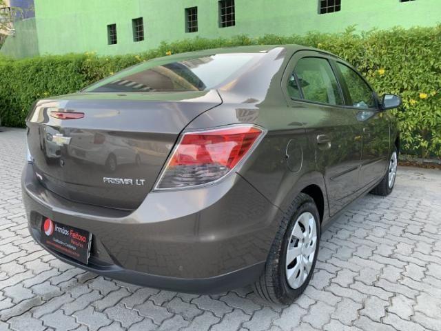Chevrolet prisma 2014 1.4 mpfi lt 8v flex 4p automÁtico - Foto 4
