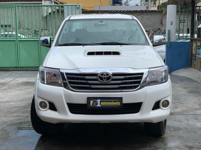 Hilux 13/13 SRV 3.0 diesel 4x4 Multimídia - Foto 2
