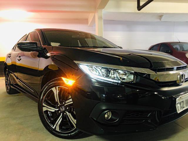 Civic EXL 17/17 Impecável, pra vender rápido!