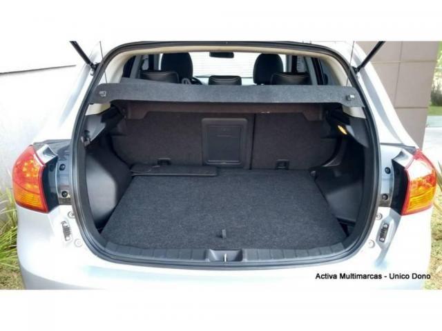 Mitsubishi ASX 2.0 4X4 AWD 16V GASOLINA 4P AUTOMÁTICO - Foto 7