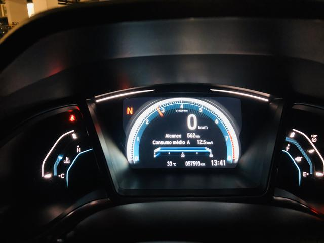 Civic EXL 17/17 Impecável, pra vender rápido! - Foto 12