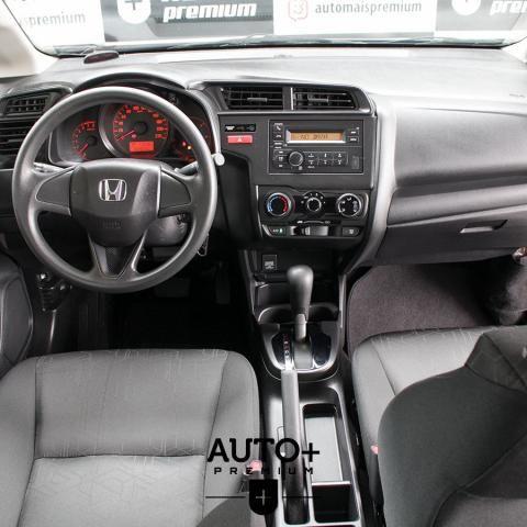 HONDA FIT 2014/2015 1.5 LX 16V FLEX 4P AUTOMÁTICO - Foto 4