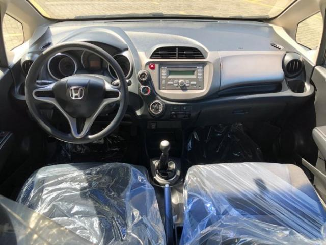 Honda fit 2013 1.4 dx 16v flex 4p manual - Foto 5
