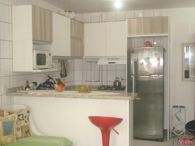 Apartamento à venda com 1 dormitórios em Ingleses do rio vermelho, Florianopolis cod:335 - Foto 6