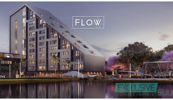Flow residencial no Parque Una.  Unidade studio com 34 m² em edifício moderno. - Foto 9