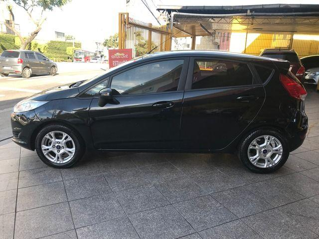 Fiesta SE 1.6 16V Flex 5p - Foto 4