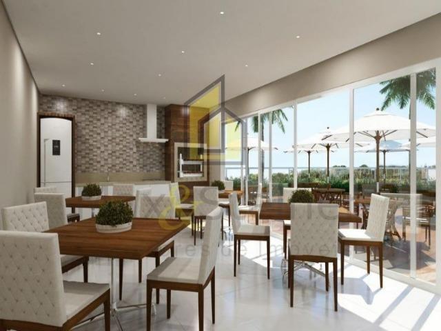 Floripa- Apartamento 2 dorm, espaço garden. alto padrão! * - Foto 10