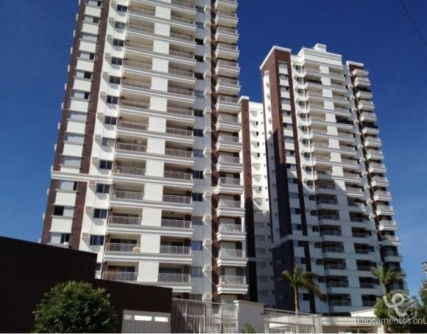 Apartamento Innovare Condomínio Clube com Armários Sol da manhã Sacada Com Churrasqueira - Foto 14