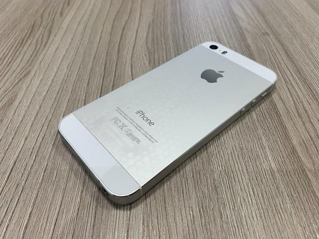 IPhone 5s Prata 32 Gb Em Ótimo Estado - Foto 4