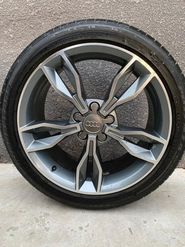 "Rodas Audi Aro 18"" - Foto 2"