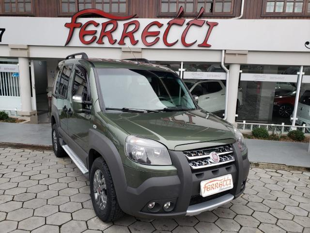 DOBLÒ 2013/2013 1.8 MPI ADVENTURE 16V FLEX 4P MANUAL