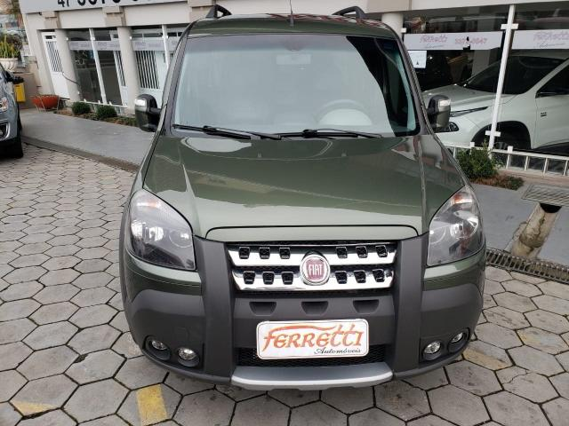 DOBLÒ 2013/2013 1.8 MPI ADVENTURE 16V FLEX 4P MANUAL - Foto 2
