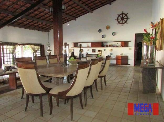 Casa com 4 dormitórios para alugar por R$ 7.000,00/mês - Porto das Dunas - Aquiraz/CE - Foto 5