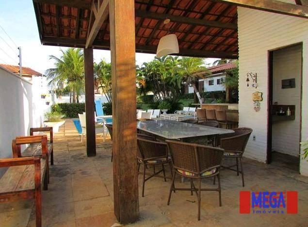 Casa com 4 dormitórios para alugar por R$ 7.000,00/mês - Porto das Dunas - Aquiraz/CE - Foto 8