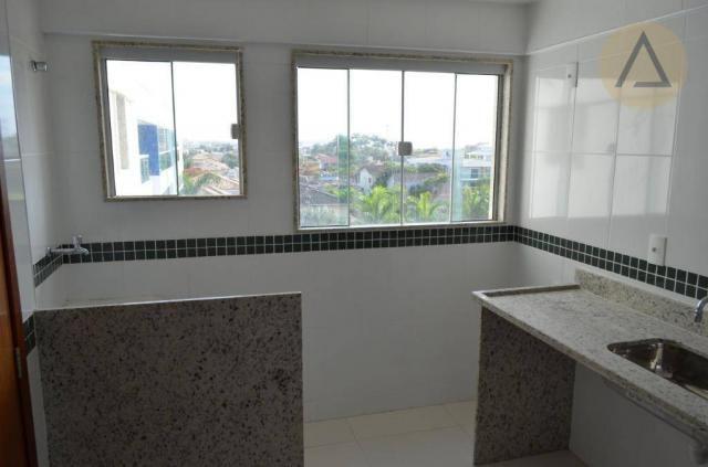 Atlântica imóveis oferece linda coberturas tríplex para venda no bairro Costa Azul - Foto 3