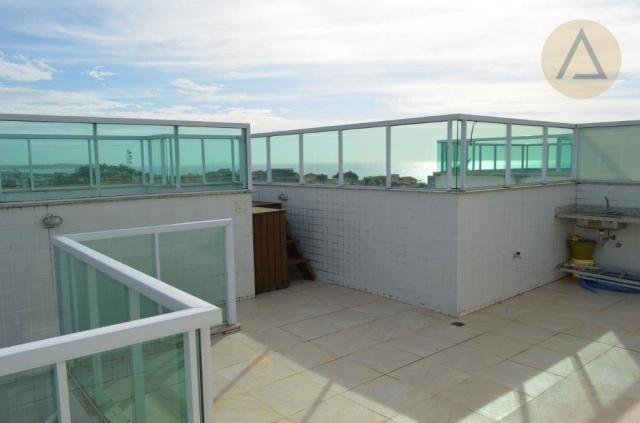 Atlântica imóveis oferece linda coberturas tríplex para venda no bairro Costa Azul - Foto 9