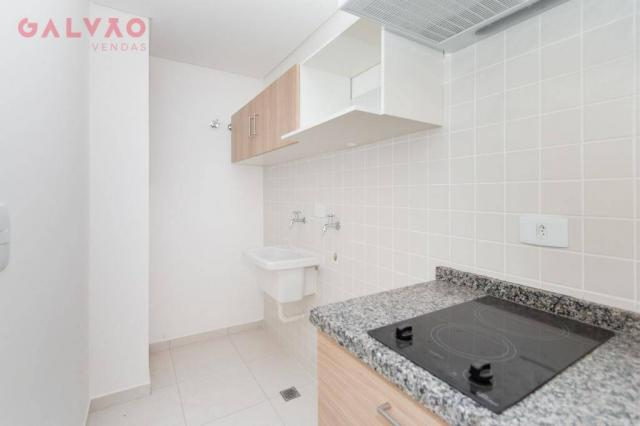 Apartamento com 1 dormitório à venda, 33 m² por R$ 238.156,90 - Centro - Curitiba/PR - Foto 6