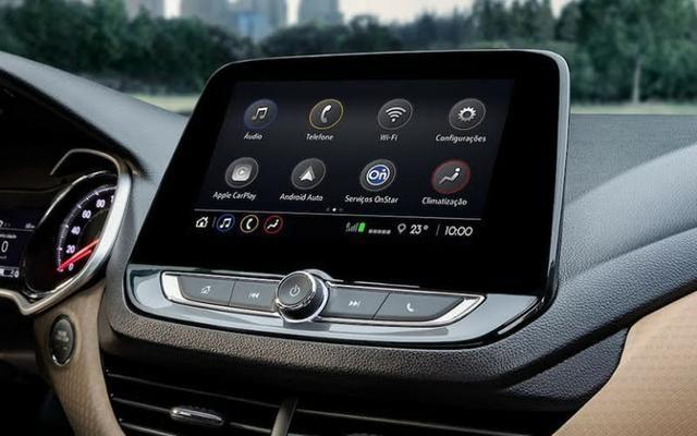 Nova Tracker LTZ Aut 2022 - Motor 1.0 Turbo 116 cvs - Financiamento em até 60X - 0 Km - Foto 11