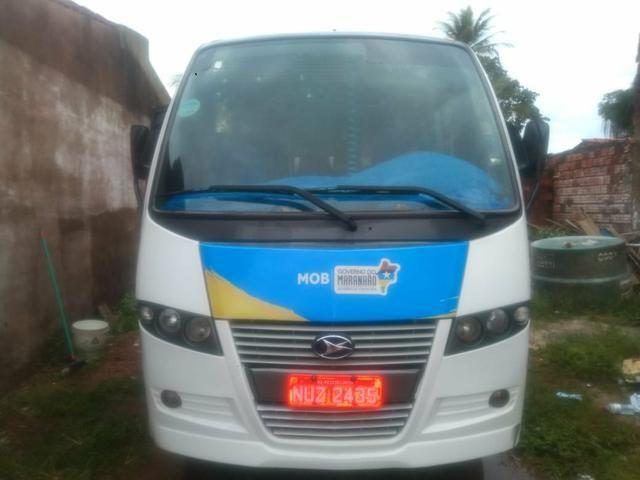 Micro ônibus Volares V8 - Foto 4
