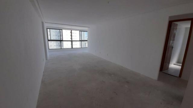 09-Boa viagem,novo,97m,3 quartos,1 suite,2 vgs,lazer,localização privilegiada - Foto 6