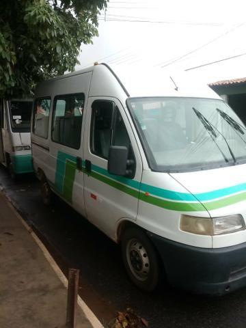 Ducato e micro ônibus - Foto 2