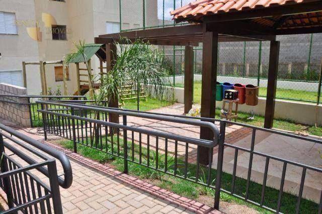 Apartamento com 2 dormitórios à venda, 56 m² por R$ 200.000,00 - Jardim Florianópolis - Cu - Foto 12