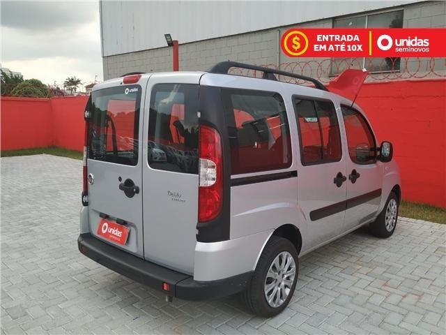 Fiat Doblo 1.8 mpi essence 7l 16v flex 4p manual - Foto 5