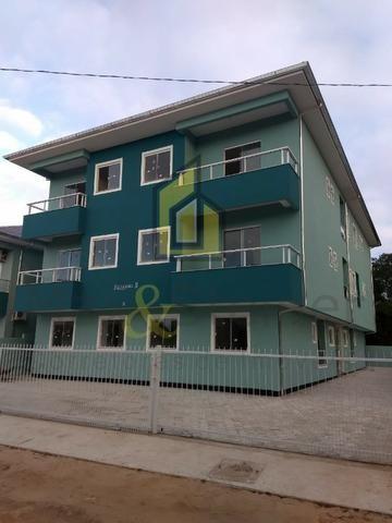 MS5&1 Apartamento Mobiliado com 01 dorm,pronto pra morar-Ingleses-Florianópolis - Foto 9