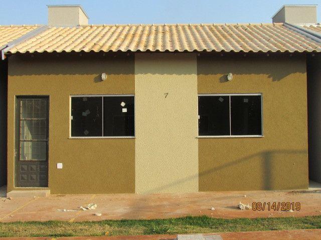 Linda Casa Condomínio Aero Rancho - Foto 11