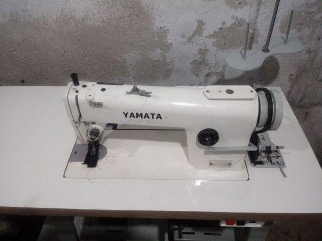 Máquina de costura reta industrial 1.200 - Foto 2