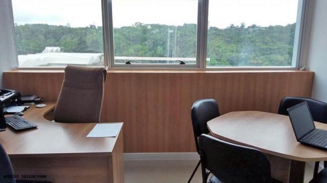 Sala Comercial para Locação em Salvador, Caminho das Árvores, 1 banheiro, 2 vagas - Foto 3