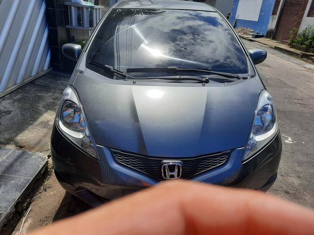 Honda fit aceito proposta