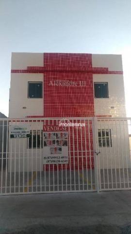 Apartamento com 2 quartos à venda por R$ 140.000 - Manoel Camelo - Garanhuns/PE - Foto 2