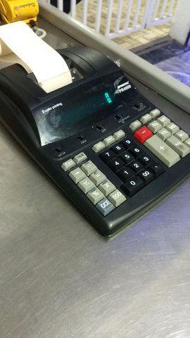Calculadora com impressão - Foto 2