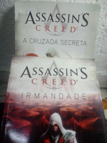 2 livrosassassin,s