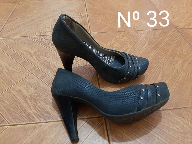 Sapatos de salto  - Foto 3
