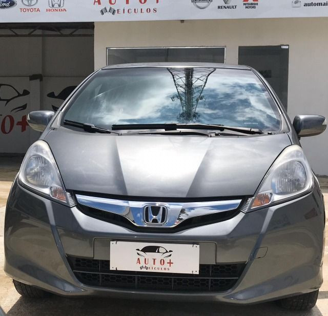 Honda Fit EX 1.5 AT 2013 39.000 km R$37.900,00