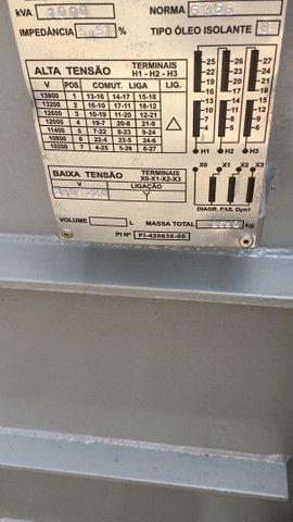 Transformador 1000 kVA 380/220 - Foto 5