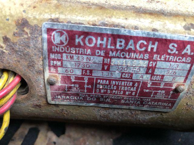 Motor elétrico  - Foto 2