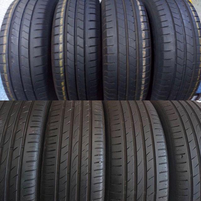 ?pneus semi novos 245/35-20 - Foto 7