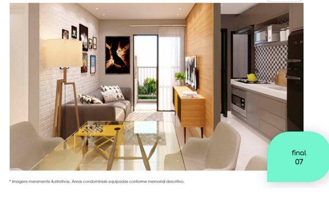 Apartamento de 2 quartos de alto padrão - 200 metros da Universidade Positivo :) - Foto 11