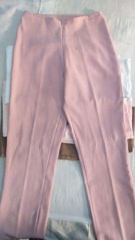 Calça de tecido - Foto 6