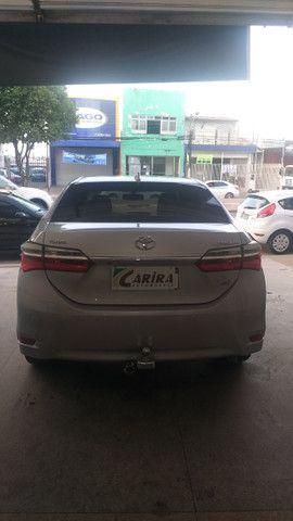 Corola xei 2.0 aut cvt ano 2018 - Foto 6