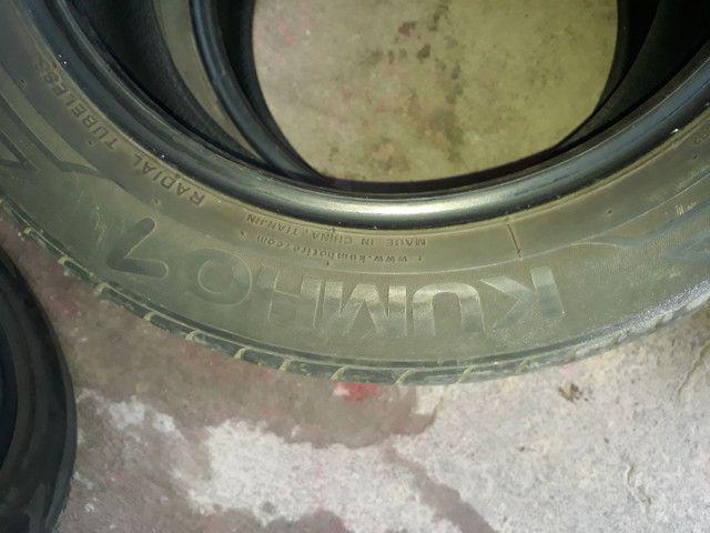 Vende sê pneus 205/55/16 - Foto 4