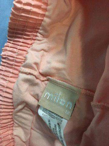 Lindo conjunto Millon luxo tam 12 menina  - Foto 3