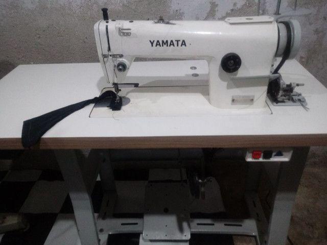 Máquina de costura reta industrial 1.200 - Foto 3